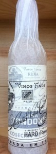 Lopez de Heredia Tondonia Blanco 1981