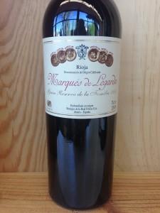 Marques de Legarda Rioja