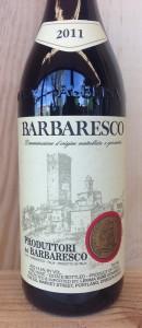 Produttori del Barbaresco 2011