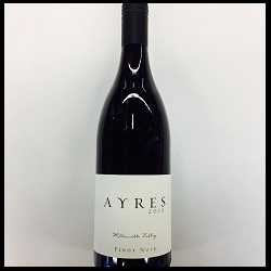 Ayres Willamette Valley 2015