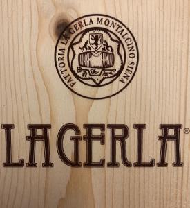la gerla wood logo