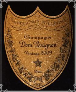 dom perignon 2009 label