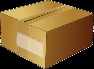 Oregon shipping box