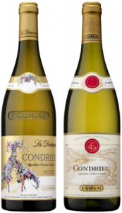 guigal condrieu bottles