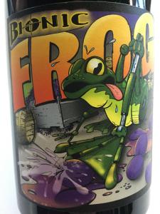 cayuse bionic frog fade