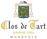 Clos de Tart Label