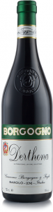 Borgogno Derthona Timorosso bottle shot from https://www.borgogno.com