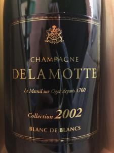 Delamotte Magnum label